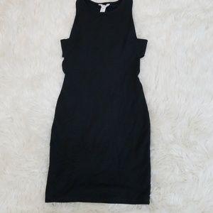 F21 Side cut out Bodycon Dress